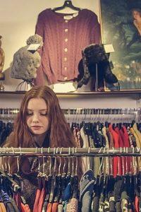 vintage shoppen